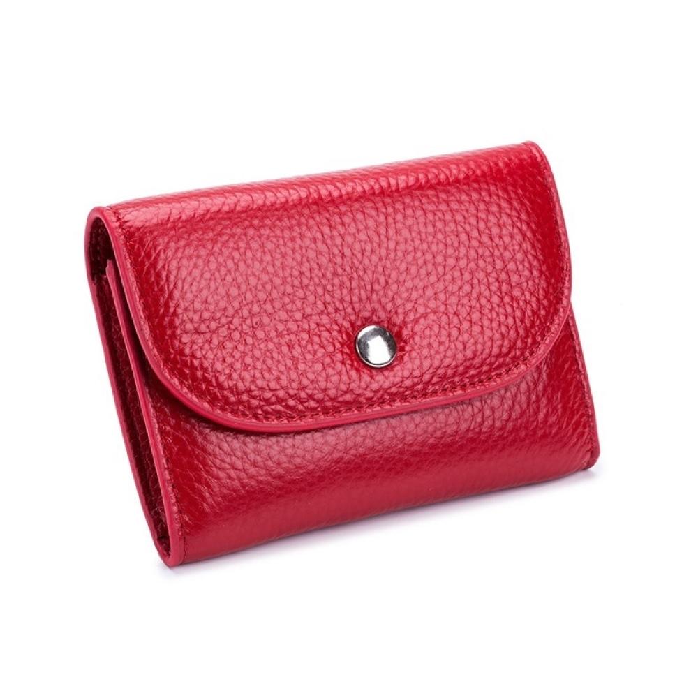 玩皮工坊-真皮頭層牛皮輕薄隨身零錢包硬幣包收納包LH650