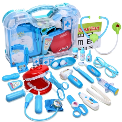 CuteStone 仿真醫具收納套裝玩具