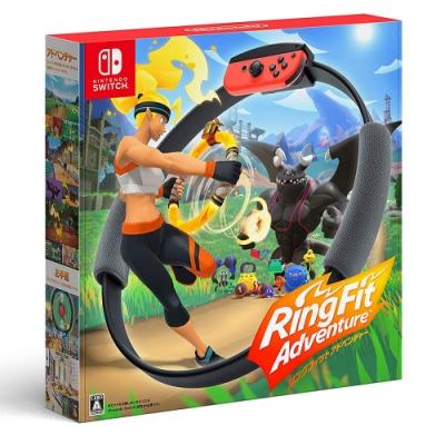(預購)Nintendo Switch 健身環大冒險 專屬控制器Ring-Con日版中文版