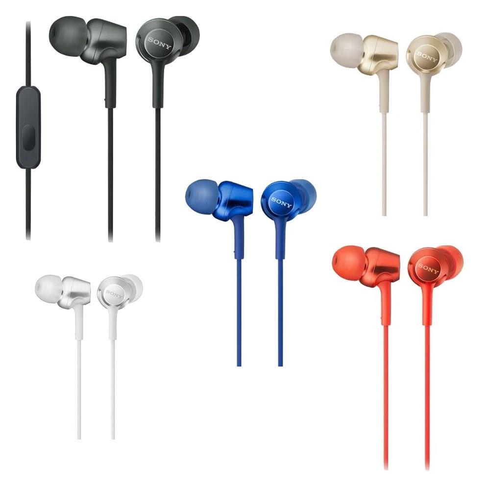 SONY密閉耳道式耳麥MDR-EX255AP