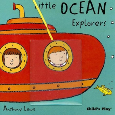 Little Ocean Explorers 小海洋探險操作書