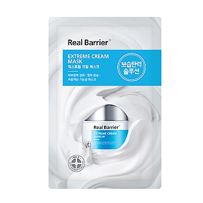 【即期品】RealBarrier沛麗膚抗皺胜肽乳霜面膜 ●效期:2020.1.24