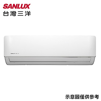SANLUX三洋 7-9坪變頻冷暖分離式SAC-V50HF/SAE-V50HF
