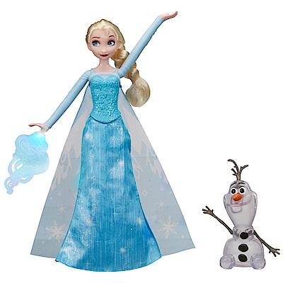 迪士尼公主系列 - 冰雪奇緣艾莎魔法水晶組