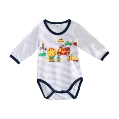寶寶薄長袖連身衣 k60949 魔法Baby