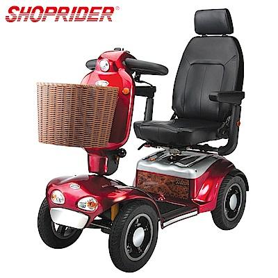 (無卡分期-<b>12</b>期)SHOPRIDER TE-889SLBF必翔電動代步車(煞車升級款)