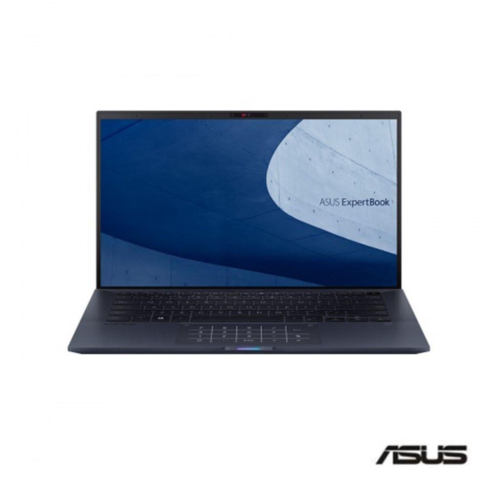 ASUS B9450FA 14吋商用筆電 (i5-10210U/UHD 620/16GB/512GB/ExpertBook/黑)