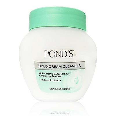 美國進口 POND'S 深層卸妝按摩霜269g/9.5oz(綠瓶)
