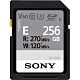 SONY SF-E256/T1 UHS-II V60 U3 256G 記憶卡 (公司貨) product thumbnail 1