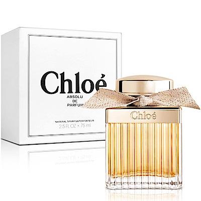 Chloe Chloe 極緻女性淡香精75ml-Tester