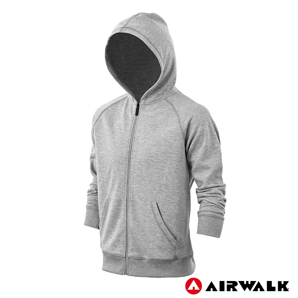 【AIRWALK】男款運動連帽外套-共兩色