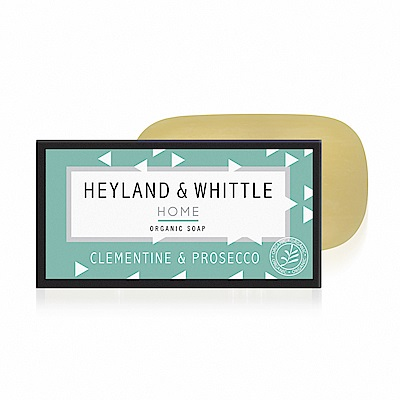 H&W英倫薇朵 植萃手工香氛皂150g (甜橙香檳)