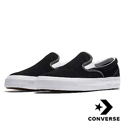 CONVERSE-男女休閒鞋160545C-黑