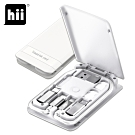 Hii 15W無線充電 旅遊隨行卡Travelink card 升級版 H515W-15W 白色