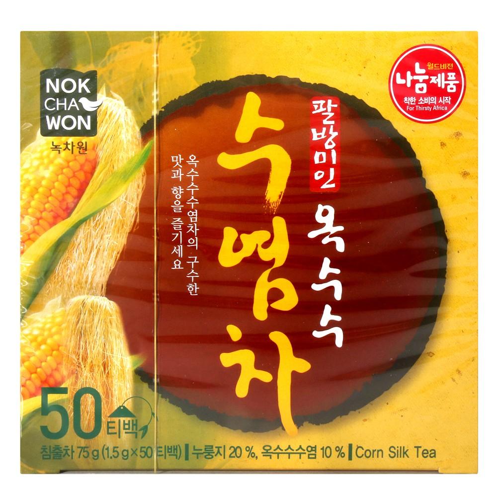 NOKCHAWON 綠茶園玉米鬚茶(75g)