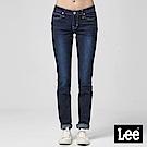 Lee 中腰緊身窄管牛仔褲