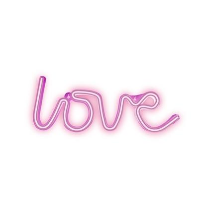驛森町 文創LED霓虹燈-LOVE