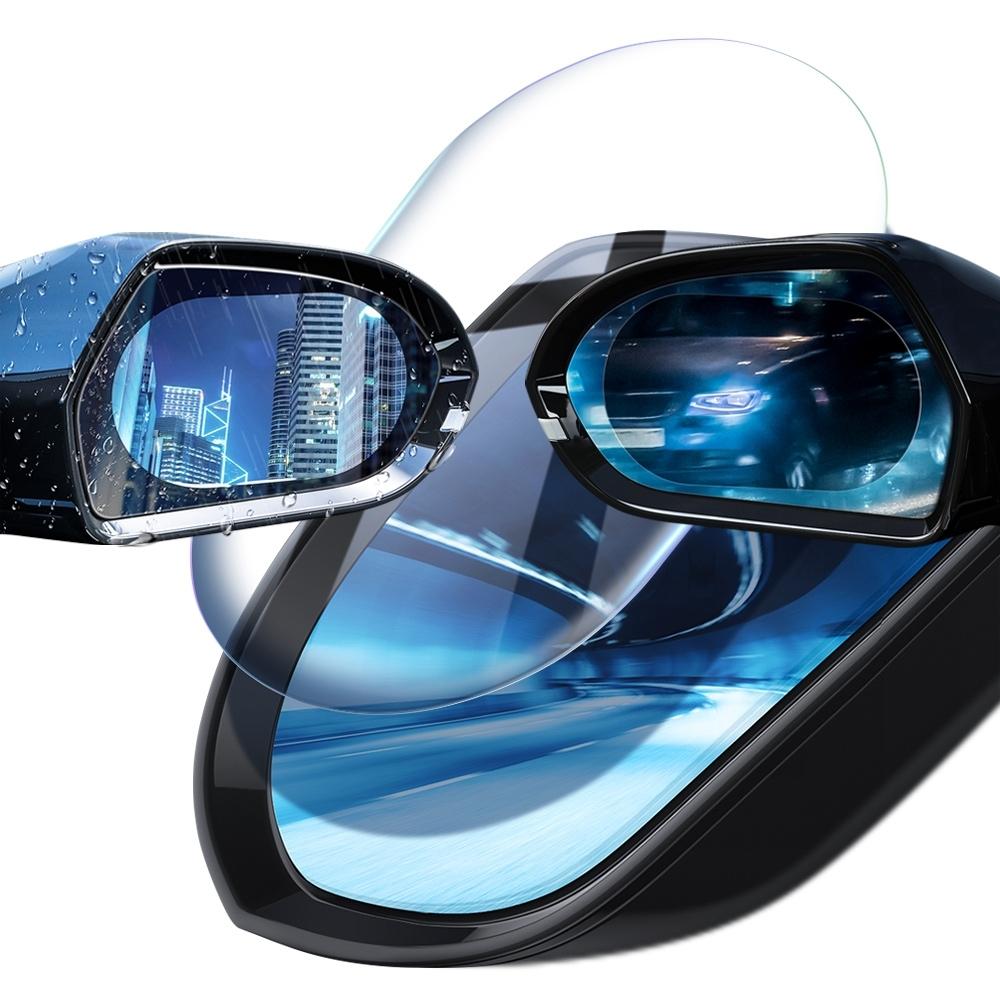 Baseus倍思 汽車後視鏡防雨膜 0.15mm -(135*95mm)-橢圓形