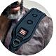 美國CARRYSPEED速必墊相機背帶用減壓肩墊(寬版;原PRO MK III用;立福公司貨)亦適CS-PRO FS-FRO  RS-SPORT MARK  MK II III IV V SLIM用 product thumbnail 1