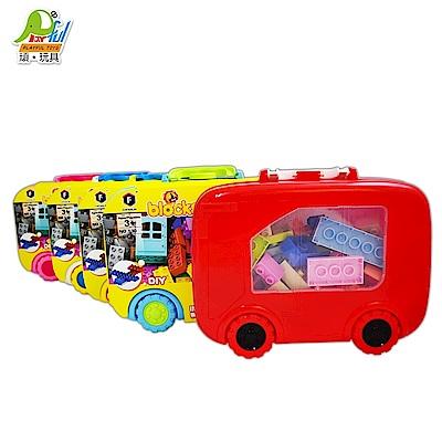 Playful Toys 頑玩具 益智積木車