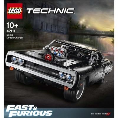 樂高LEGO 科技系列 - LT42111 Dom s Dodge Charger
