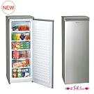 [館長推薦] Panasonic國際牌 175L直立式冷凍櫃 不鏽鋼色NR-FZ188-S