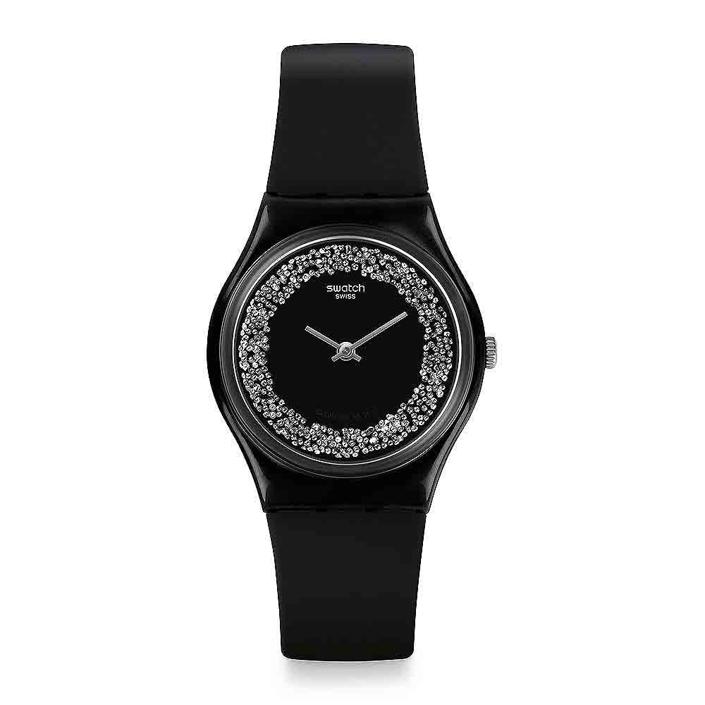 Swatch THINK FUN系列 SPARKLENIGHT 暗夜星空手錶