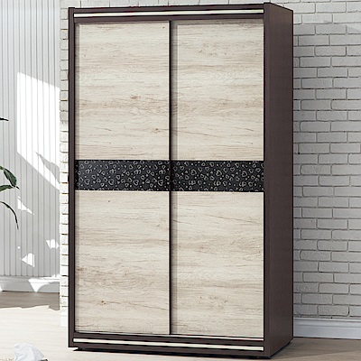 AS-亞曼德4x7尺衣櫃-120x56x202cm