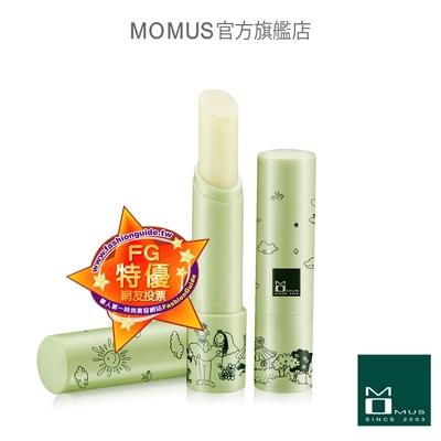 MOMUS 綠茶潤唇修護素+Plus 3.5g