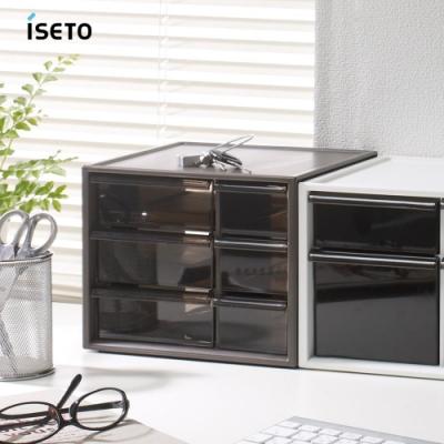 【日本ISETO】日製桌上分類抽屜收納盒-S