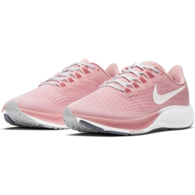 NIKE 慢跑鞋 運動鞋 緩震 訓練 女鞋 粉 DH0129600 WMNS AIR ZOOM PEGASUS 37