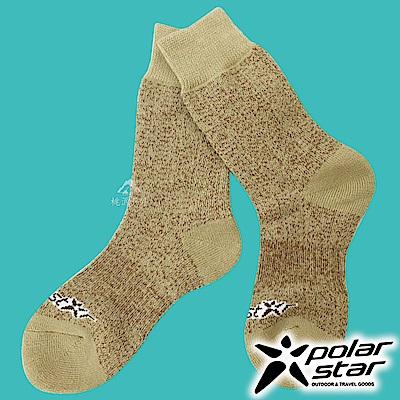 【PolarStar】羊毛保暖雪襪 (3入組)『卡其』P17610