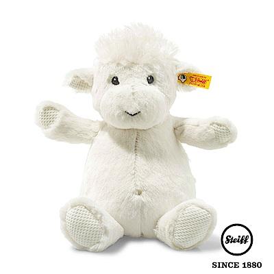 STEIFF德國金耳釦泰迪熊 棉羊 Baby Wooly Lamb(嬰幼兒玩偶)