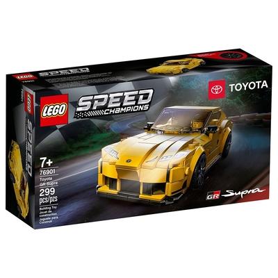 樂高LEGO Speed Champions系列 - LT76901 Toyota GR Supra