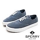 SPERRY 玩色魅力輕量牛皮休閒鞋(女)-藍色