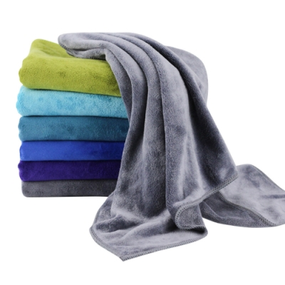 colorland【6入】32股加厚吸水毛巾 多用途毛巾