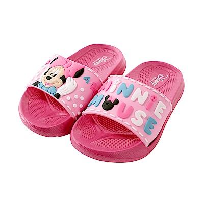 迪士尼米妮美型拖鞋 sk0777 魔法Baby