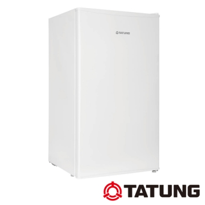 TATUNG大同 108L 2級單門電冰箱 TR-108M-W