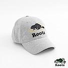 Roots配件- 周年紀念經典棒球帽-灰