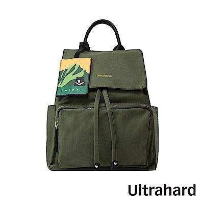 Ultrahard City Travel 後背包-Taipei(綠)