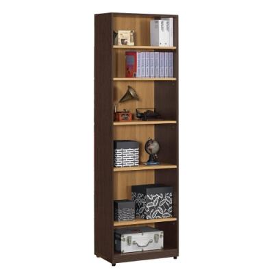 MUNA 費德勒2尺開放式書櫃 60X40X200cm