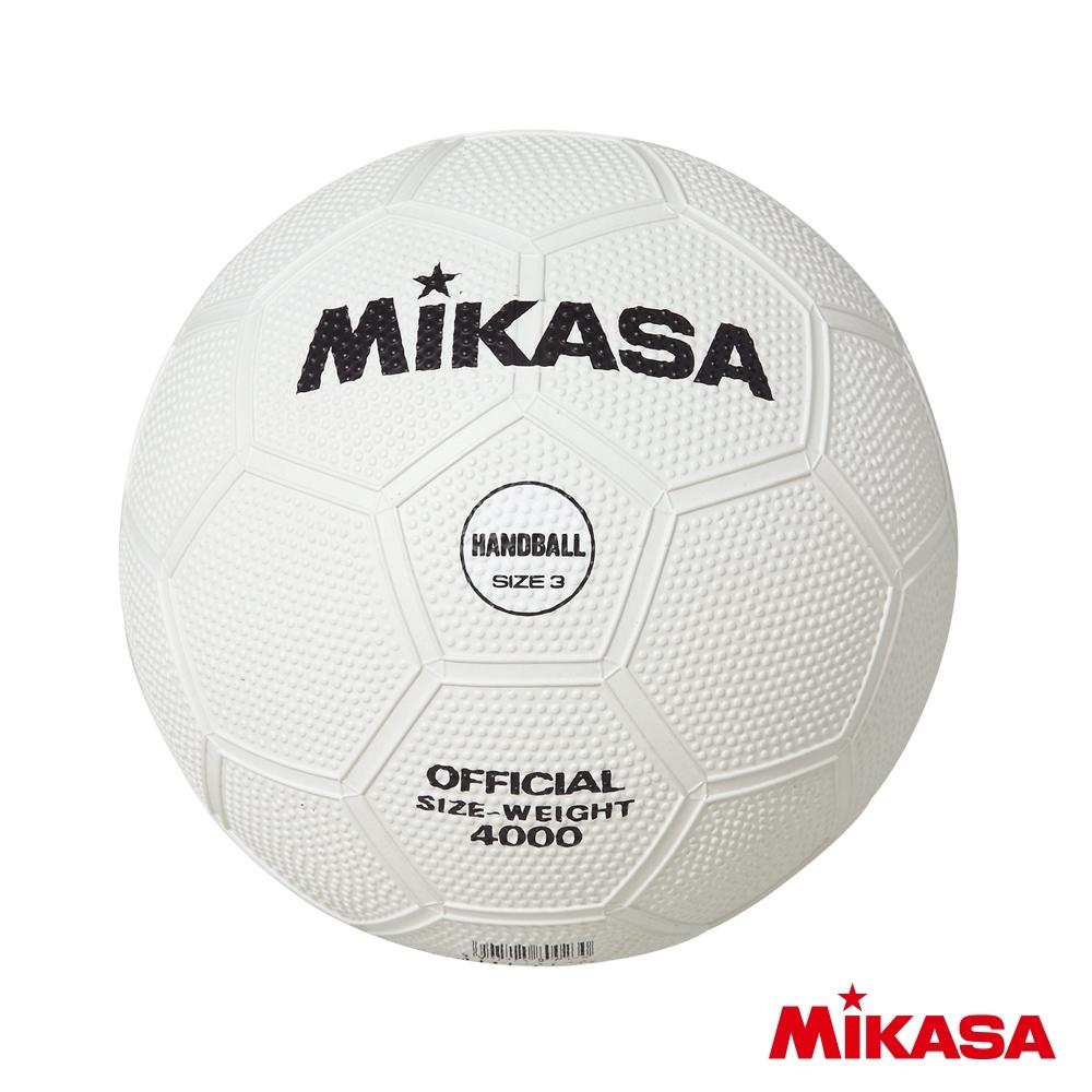 MIKASA 橡膠製手球 3號球