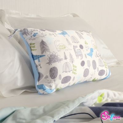 Embrace英柏絲100%天絲兒童水洗枕30x50cm 幼稚園午睡枕 靠枕(六色)