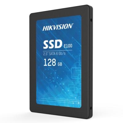 """HIKVISION E100 SSD 2.5"""" 128G SATA3 (BOX)"""
