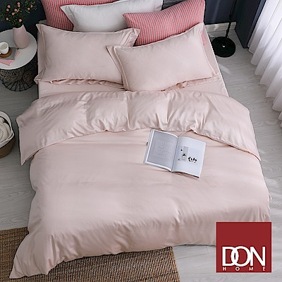 DON朵拉玉 雙人四件式60支紗親膚天絲被套床包組