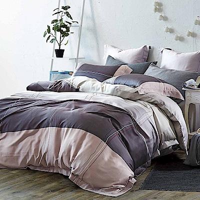 Ania Casa 純品 天絲 100% TENCEL 雙人鋪棉兩用被套床包四件組