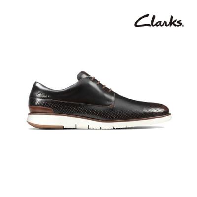 Clarks   摩登經典  Helston Walk   男鞋   深棕褐色   CLM48258SC20