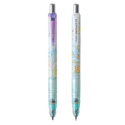 日本限定San-X角落生物ZEBRA不斷芯DelGuard自動鉛筆0.5mm鉛筆PN40角落小夥伴
