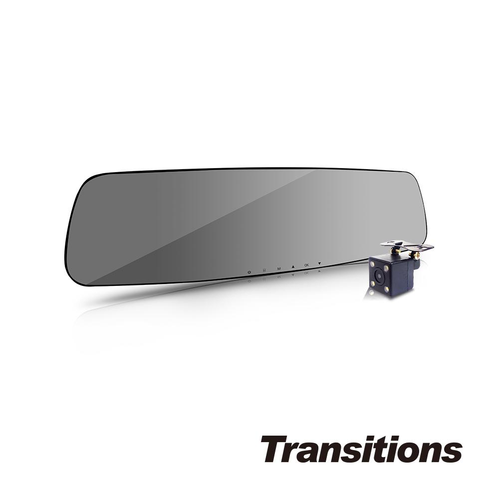 全視線 LS500 GPS測速 1296P高畫質雙鏡頭行車記錄器 @ Y!購物