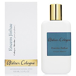 Atelier Cologne Encens Jinhae鎮海之香香水100ml 法國進口